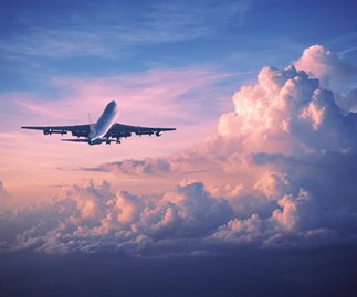 Woman discovers husband's affair mid-flight and forces the plane to make unscheduled stop