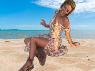Jennifer Hawkins exclusively reveals her favourite holiday destination