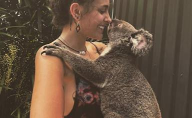 """""""Dingo ate my baby..."""" Paris Jackson's latest Instagram post has offended the Aussie masses"""
