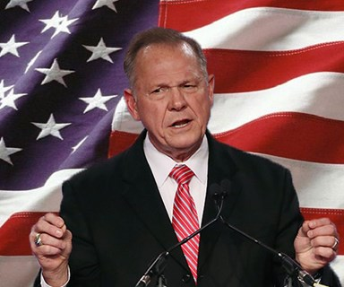 Republican says it's okay if Roy Moore preyed on 14-year-old because it's in the bible