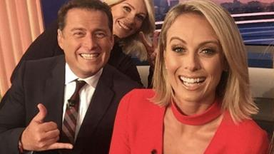 Sylvia Jeffreys reveals what Karl Stefanovic is really like away from the cameras