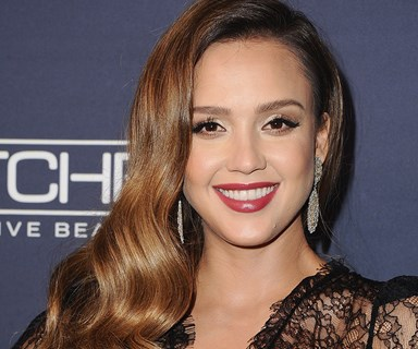"""""""I don't feel glamorous at all when I'm pregnant."""" Jessica Alba reveals her pregnancy insecurities"""