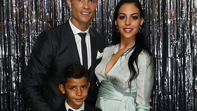 Then there were 6! Cristiano Ronaldo's girlfriend Georgina Rodriguez shares first family portrait