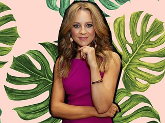 Carrie Bickmore has just shared the ultimate garden hack