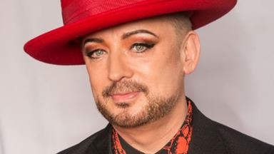 Boy George abruptly hangs-up on an Aussie host during a radio interview