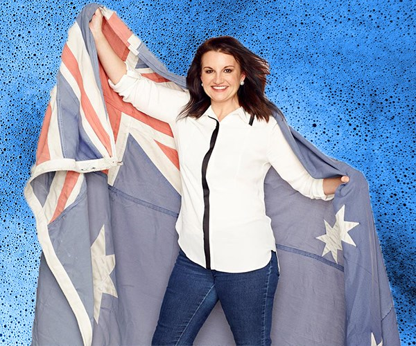 Och aye the noo, Jacquie Lambie's an accidental Scotswoman