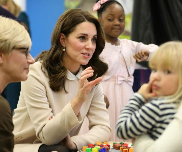 Hornsey Road Children's Centre is run by one of the Queen's patronages, Family Action.