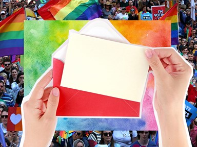 The marriage equality postal survey results are in! LOVE WINS!