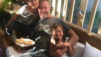 Barry Dubois reveals he doesn't want his kids to know he has cancer