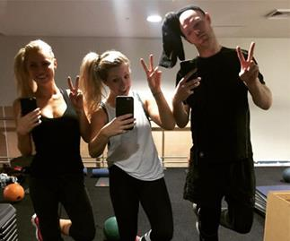 EXCLUSIVE: The secret to Sophie Monk's body