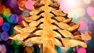 Introducing the Nutella Christmas tree: The insanely popular dessert that's taking the internet by a storm