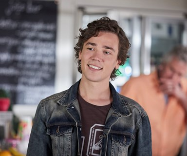 Get to know Home And Away's new guy, Lukas Radovich