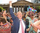 Aussie politicians react to Australia voting 'Yes' for marriage equality