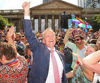 Australian politicians react to Australia voting 'Yes'