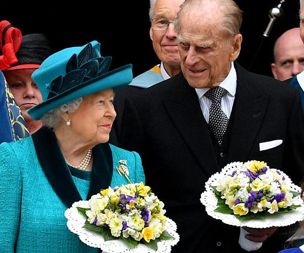 The Duke's passing came via an official statement from Buckingham Palace.