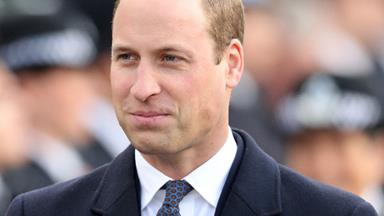 Prince William channels his late mother Princess Diana as he comforts cyberbullying victims