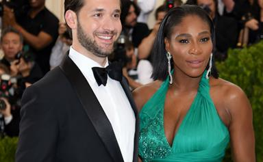 Serena Williams and her fiancé will reportedly marry in New Orleans this week