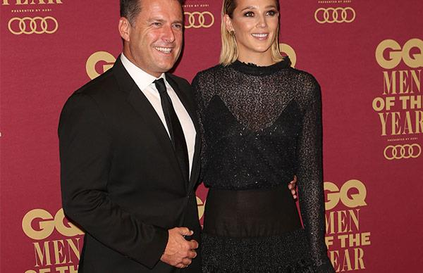 Karl Stefanovic and Jasmine Yarbrough