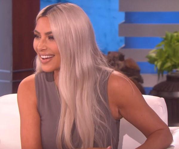 Whoops! Kim Kardashian just let slip the gender of her third child