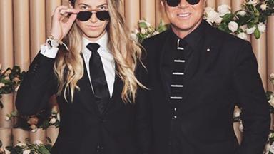 Preach papa! Richard Wilkins praises his son in light of the yes vote