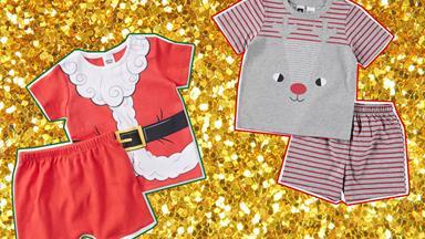 The most fun and festive kids Christmas pajamas