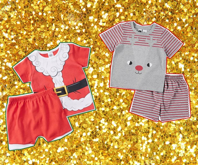 The most fun and festive kids Christmas pajamas