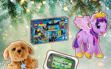 The most popular kids toys for Christmas 2017