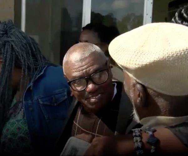 Wrongfully convicted man Wilbert Jones released from prison
