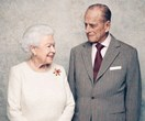 The royal family release FOUR new portraits to mark The Queen and Prince Philip's wedding anniversary