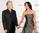 Catherine Zeta-Jones and Michael Douglas ring in their 17th wedding anniversary