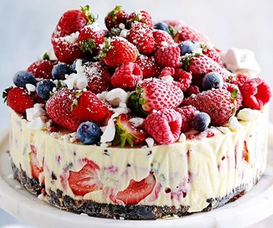 The Weekly's best Christmas ice cream cake recipes