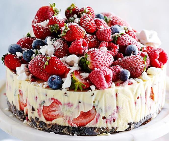 10 delicious Christmas ice cream cake recipes for when it's just too hot for pudding