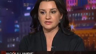 """Jacqui Lambie pleads for us to think of """"hurting"""" no voters"""