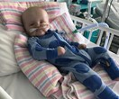 "Sydney family raise funds for ""miracle man"" baby born without eyes"