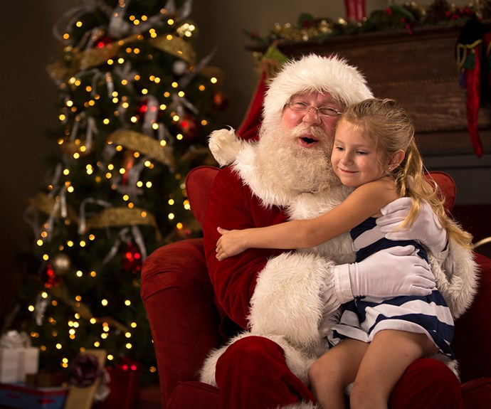 This is why you shouldn't force your kids to hug or kiss relatives this Christmas