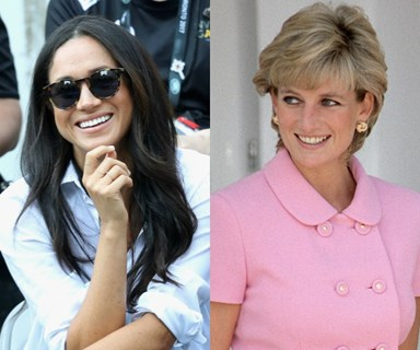 Meghan Markle set to be given one of Princess Diana's most treasured possessions