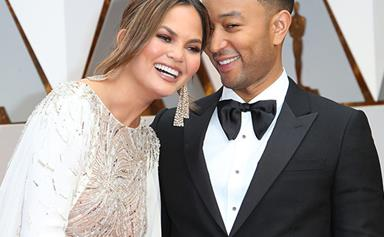 Luna is going to be a big sister! Baby number two is on the way for Chrissy Teigen & John Legend
