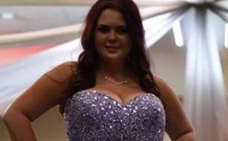Young mum with K-cup boobs begs for breast reduction