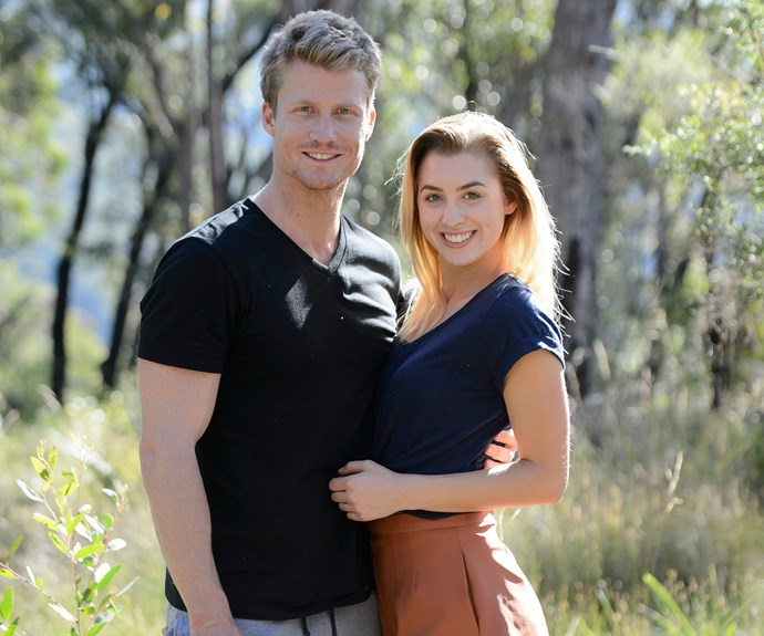 Alex Nation and Richie Strahan