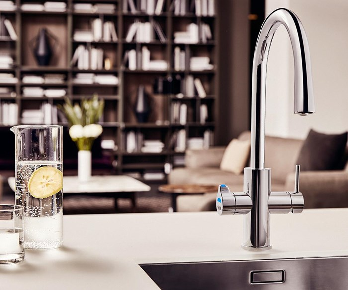 Win a Zip HydroTap Celsius All-In-One Arc, valued over $6,000