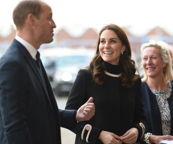Kate and Wills wrapped up their tour of the West Midlands with a visit to Acme Whistles.