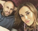 Bec Judd's husband Chris recalls the terrifying birth of son Oscar