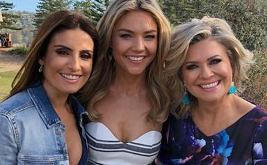 15 times Sam Frost proved her friendship with the Home And Away cast will last forever