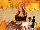 How your favourite celebrities spent Thanksgiving