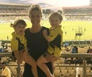 Candice Warner the victim of vulgar Barmy Army chant