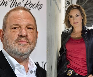 'Law & Order: SVU' will tackle Harvey Weinstein scandal in upcoming episode