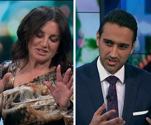 Jacqui Lambie and Waleed Aly come face-to-face over Sharia law