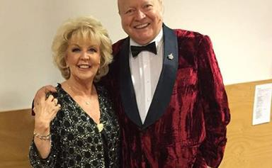 """EXCLUSIVE: Bert Newton says his health is """"back to 100 per cent"""""""