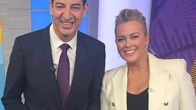 Meet Basil Zempilas, the new Kochie on Sunrise