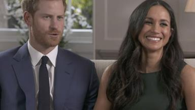 How did Meghan Markle meet Prince Harry?